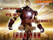 Iron Man - City Flight