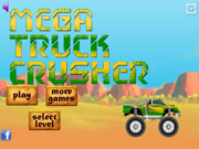 Mega Truck Crusher