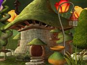 Mushroom Fantasy-Hidden Target