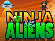 Ninja vs Aliens