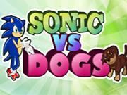 Sonic Vs Dogs