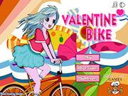 Valentine Bike Game